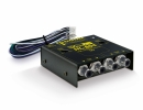 SinusLive HL-804  (High/Low-Level-Converter 4-Kanal mit...